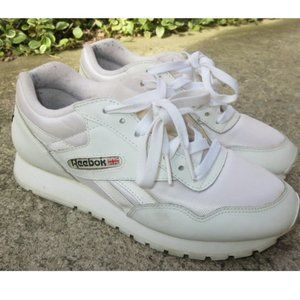 Vintage Classic White Reebok